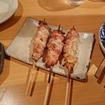 串焼とこころ 克 - ゲンコツ
