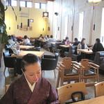 キッチンよい一日 - 人気の定食レストラン『キッチン良い一日』。定食と言っても食堂というカンジではなく、オシャレなファミレスかカフェレストランといったところ。