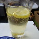 大松 - レモンが浮かびます