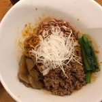 115630572 - 汁なし坦々麺(特辛)