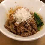 115630574 - 汁なし坦々麺(特辛)