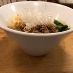 115630577 - 汁なし坦々麺(特辛)