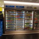 ラーメン二郎 - 西武線改札内売店!そそるな~