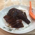 Yat lok Resutaurant - 馳名脆皮燒鵝飯