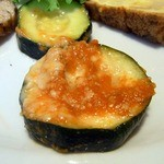 トラットリア チェーロ - 前菜の盛り合わせです。(その1)