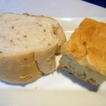 トラットリア チェーロ - パンです。(その1)