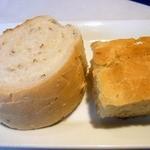 トラットリア チェーロ - パンです。(その2)