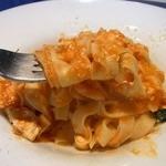 トラットリア チェーロ - 大好きなトマト味が食欲をそそりますよ。