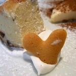 トラットリア チェーロ - デザートです。(その4)