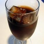 トラットリア チェーロ - 食後のドリンクです。 エスプレッソ、珈琲(ホット/アイス)、紅茶(ホット/アイス)からチョイスできます。