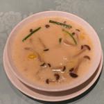 北京遊膳 - 鮑のクリーム煮