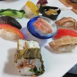 彌助すし - 料理写真:【野菜寿司10貫】
