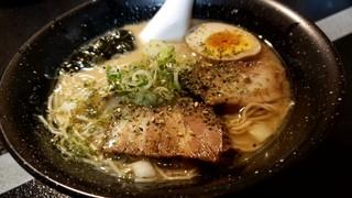 大安吉日 - 豚骨醤油