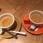 ピアンタ - 食後のコーヒー
