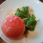 トスカーナ - まるごとトマトサラダ