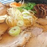 麺や 一紅 - 肉厚、麺細、スープ美!(^^)d