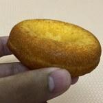 3つのたまご - たまごドーナッツ(150円)