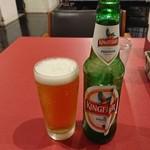 マハラジャ - キングフィッシャービール