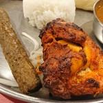 マハラジャ - シークカバブとタンドリーチキン