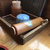 Mendokorojinnai - 料理写真:卓上の薬味たち