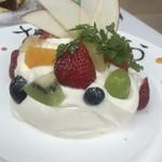 マッシモ・マリアーニ - ショートケーキ