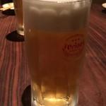 アダン - オリオン生ビール