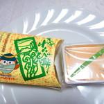 藤澤製菓 - えぞわらび餅 194円(税込)【2019年9月】