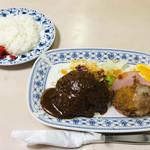 レストラン 野咲 - 野咲ランチ