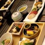 魚太郎・蔵のまち - 上寿司御膳