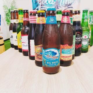 世界のビール多数取り揃えております❢