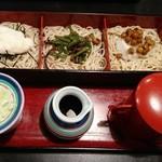 そば処青山 - 料理写真: