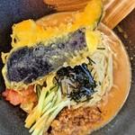 味噌屋麺四朗 - ゴマ味噌冷やし麺