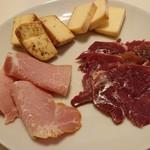 Kunseikoubouenjin - 燻しロースハム 燻し鹿肉 カット朝倉山椒チーズ 燻しカットチーズ