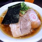 麺や 河野 - 料理写真:醤油ら~めん(780円)+大盛(無料)