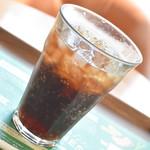 フレッシュネスバーガー - ランチセット(790円)の『コカ・コーラ』2019年9月