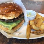 THE BURGER STAND FELLOWS -
