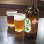 松葉茶屋 - 深大寺ビール