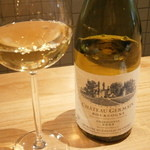 シャントレル - 白ワインはブルゴーニュシャルドネ ボトル