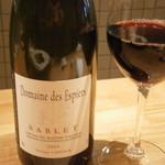 シャントレル - あちきの赤ワイングラス