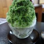 岡女堂菓子司舗 - 宇治金時:500円