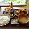 二葉ごはん - 料理写真:チキン南蛮定食・よくばりセット1680円