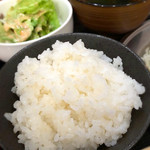 115675045 - 南国フルーツポークの豚バラ定食(シングル)