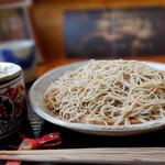 霧島そば處かわぐち - ざる蕎麦