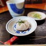 115676540 - 蕎麦豆腐