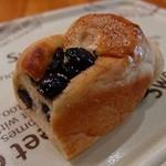 グランボワ - 黒豆のパン