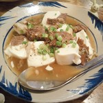 BIA HOI CHOP - 牛すじ豆腐煮こみ
