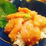 宮崎鶏焼 とさか  - ごま鶏茶漬け