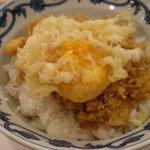 天ぷら新宿つな八 - 海鮮かき揚げ丼