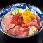 牛寿司の牛味蔵 -