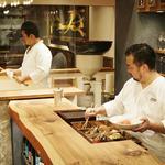 LDH kitchen IZAKAYA AOBADAI -